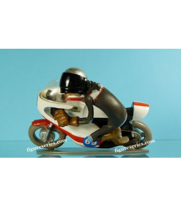 Figurine en résine Joe Bar Team YAMAHA 350 TZ