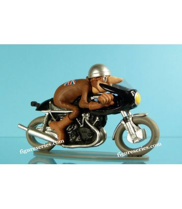 Figur Harz Joe Bar Team VINCENT 1000 EGLI