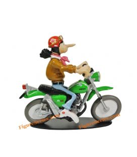 Figurine Joe Bar Team Honda 125 SL