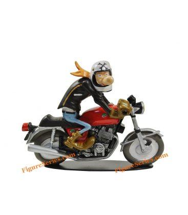 Miniature en résine Joe Bar Team LAVERDA 1000 moto Italienne