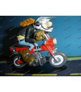 Figurita equipo Joe Bar HONDA DAX 70