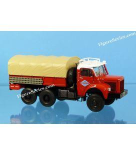 truck BERLIET GBC 8 M 6 x 6 Gazelle