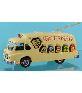 WATERMAN advertising vehicle FORD CARGO FO9W