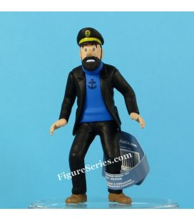 the captain HADDOCK surprised figurine Moulinsart