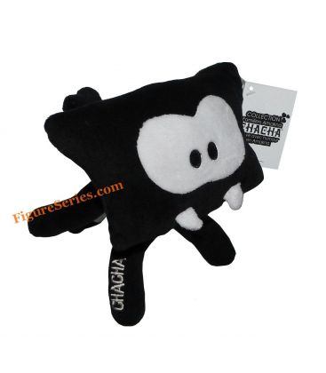 CHACHA negra felpa DOFUS mascotas Amakna