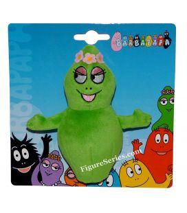 Garota de Barbabebe verde pelúcia BARBAPAPA BARBALALA