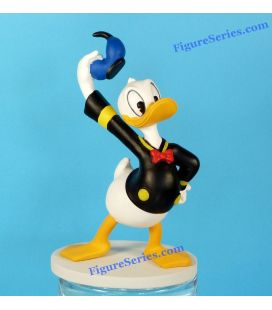 Resin DONALD DUCK figurine you salvation 12cm
