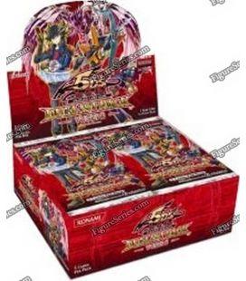 Yu Gi Oh 36 boosters cartão Yusei Duelist Pack 2
