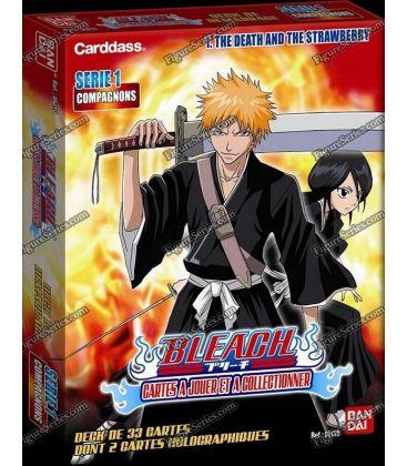 Card Deck BLEACH Serie 1 Ichigo Shinigami y Compañeros