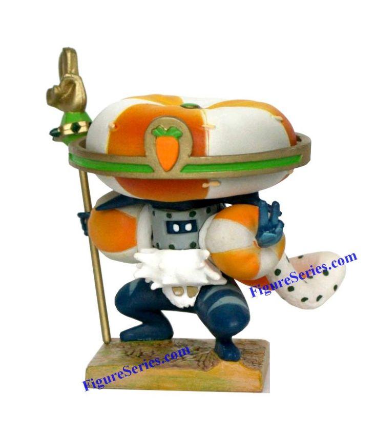 the king of the island of the wa wabbits figurine wakfu dofus