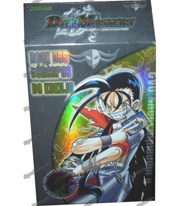 Duel Masters dek van kaarten van DARK KOKUJO