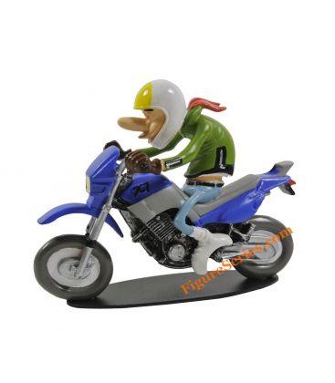 Joe Bar Team Yamaha XT 600 Supermoto Strecke xt