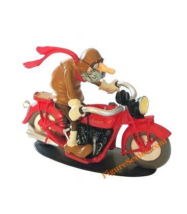 Figurita equipo Joe Bar motocicleta INDIAN 600 SV