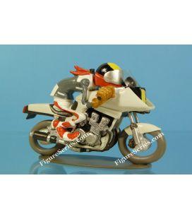 Figurine moto en résine SUZUKI 1100 Katana