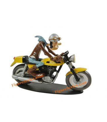 Joe Bar equipo Ducati 350 Figura DESMO moto Italia