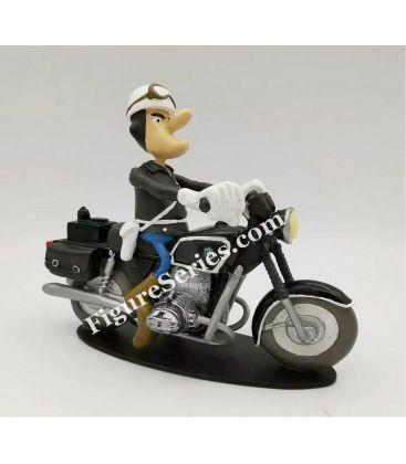 BMW R 60/5 polícia subtenente estatueta resina motocicleta Joe Bar equipe
