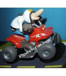 Figurine Joe Bar Team QUAD HONDA TRX 400 R