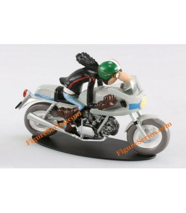 Miniatur Harz Joe Bar Team DUCATI 900 ss Motorrad-Italienisch