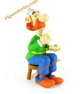 ASTERIX in Britain resin figure ANTICLIMAX