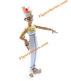 Cleopatra ASTERIX in Egypt resin figure