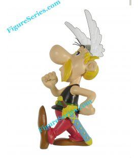 ASTERIX der gallische Pfeifer figurine aus Harz