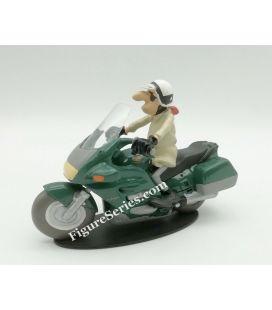 Miniature resin Joe Bar Team HONDA ST 1100 PAN European