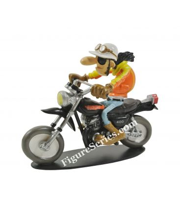 Estatueta Joe Bar Team Moto SUZUKI 400 APACHE