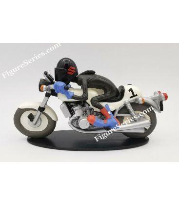 Figurine Joe Bar Team Motorcycle Suzuki 750 GT
