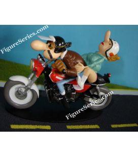 Miniature resin Joe Bar Team Honda 750 Four
