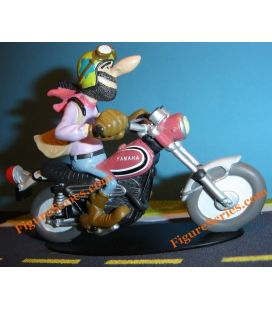 Miniatuur hars Joe Bar 360 YAMAHA Team rt