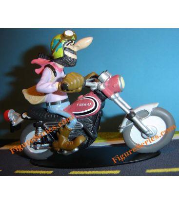 Resina em miniatura Joe Bar Team YAMAHA 360 rt