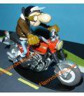 Bar Joe motocicleta HONDA Equipe Quatro de origem