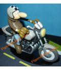 YAMAHA XJR 1200 motorcycle Joe Bar Team resin figure