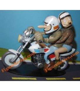 Resina em miniatura Joe Bar Team Honda CG 125