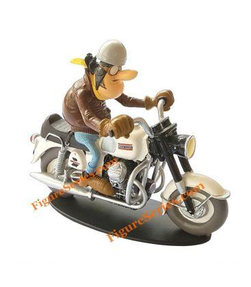 Joe Bar Team Moto Guzzi V7 750 Figura da resina